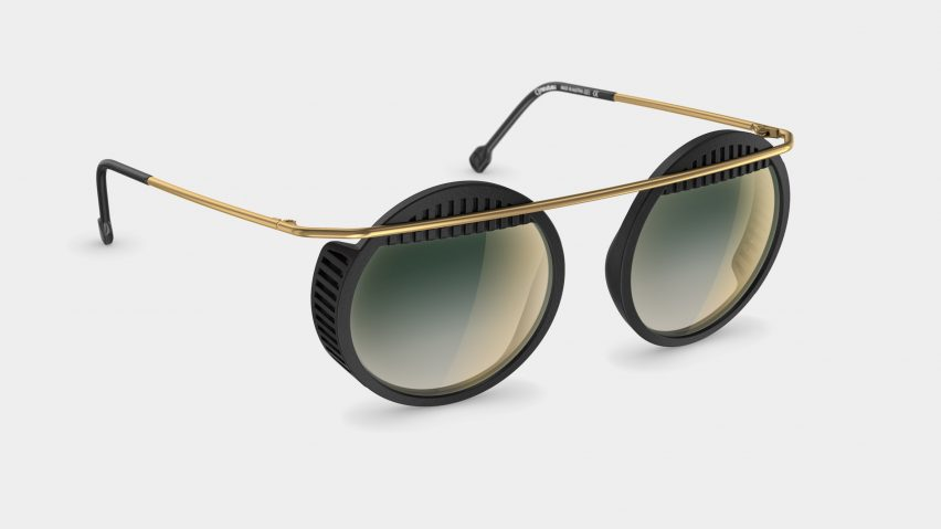 Walter & Wassily sunglasses collection by Neubau for Bauhaus 100 anniversary