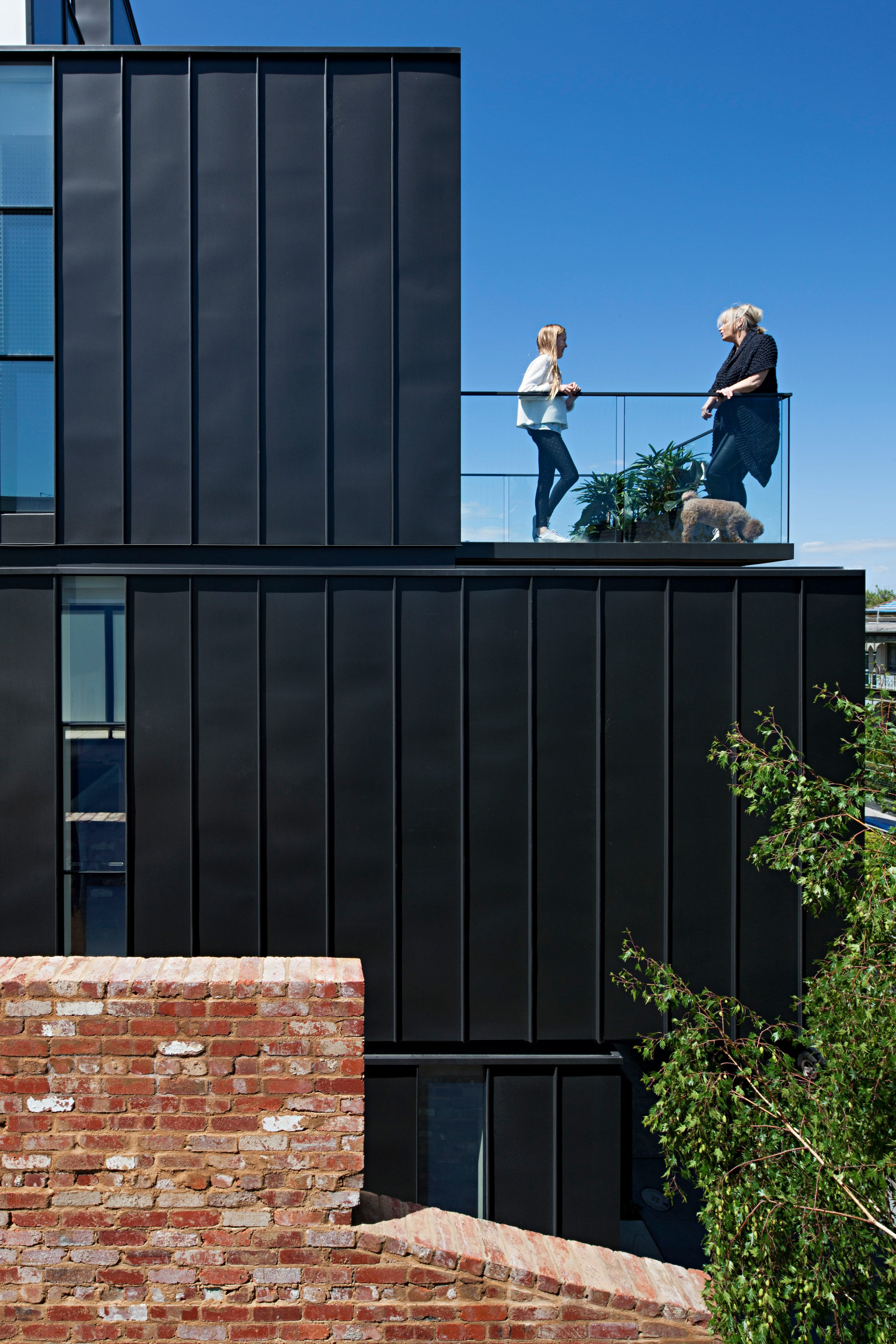 Wellington Street Mixed Use by Matt Gibson Architecture and Design