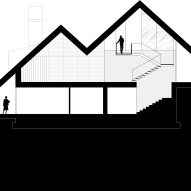 Section of Z House by Geza