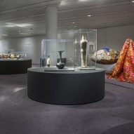 David Adjaye designs Magdalene Odundo ceramics exhibition at the Sainsbury Centre