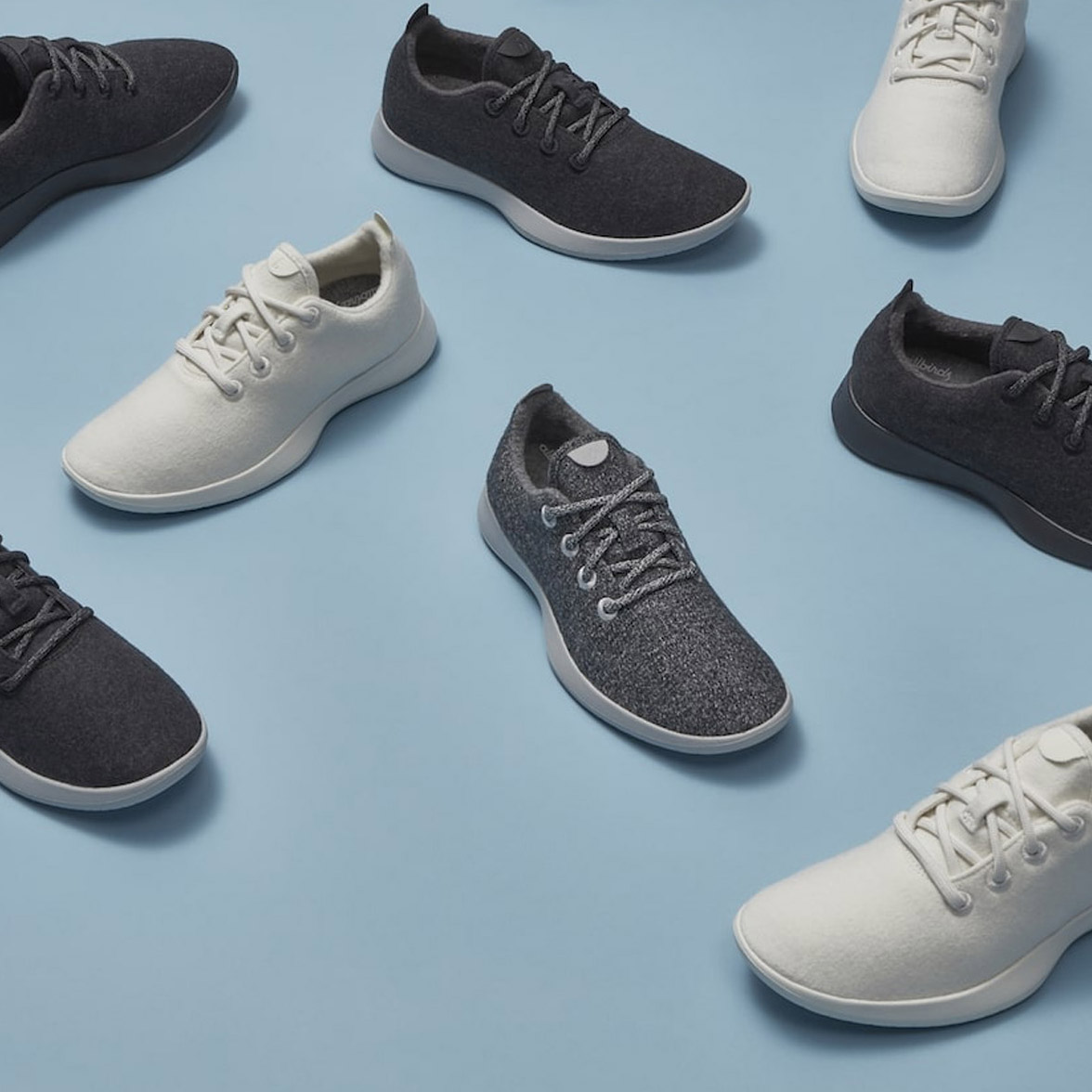Allbirds crafts Wool Runners shoes from