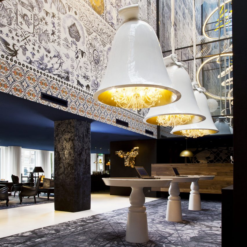 Top architecture and design jobs: Graphic designer at Marcel Wanders in Amsterdam, Netherlands