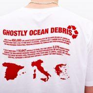 Ghostly Ocean Debris Harry Jones refugee life jacket
