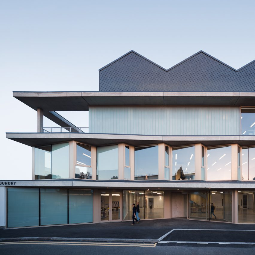Top architecture and design jobs: Project architect at Architecture 00 in London, UK