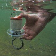 MIT underwater sensor Piezo-Acoustic Backscatter System