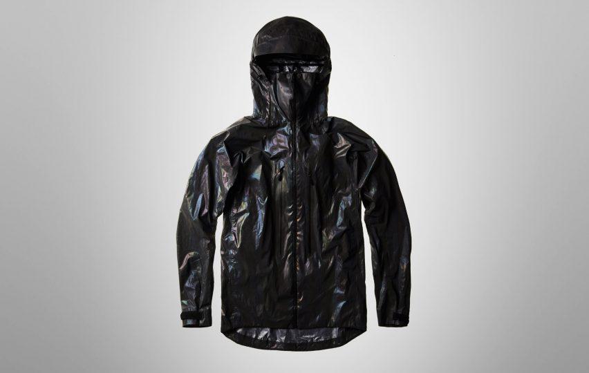 Black Squid Jacket Vollebak