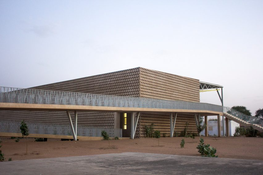 Alioune Diop University Teaching and Research Unit, Bambey, by IDOM.