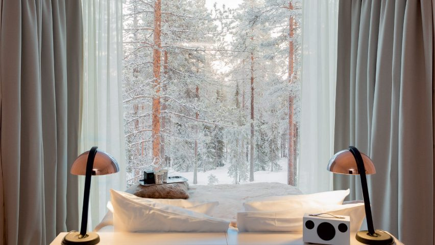 Arctic Treehouse Hotel by Studio Puisto