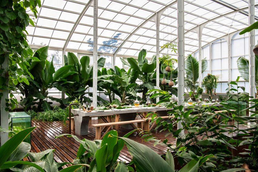Babylonstoren Spice Garden by Malherbe Rust Architects