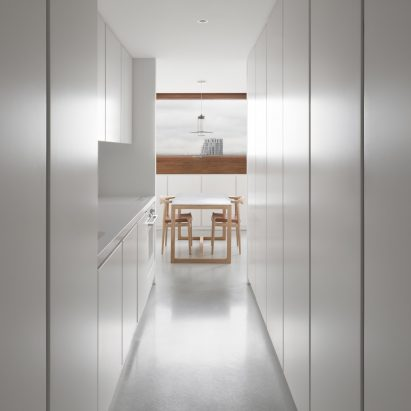 Barbican apartment designed by John Pawson