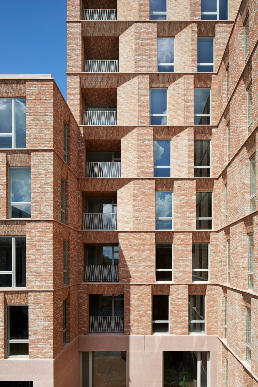 Belle Vue housing by Morris + Company for Pegasus Life