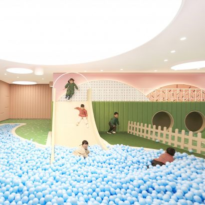 Blossom School by Karv One Design