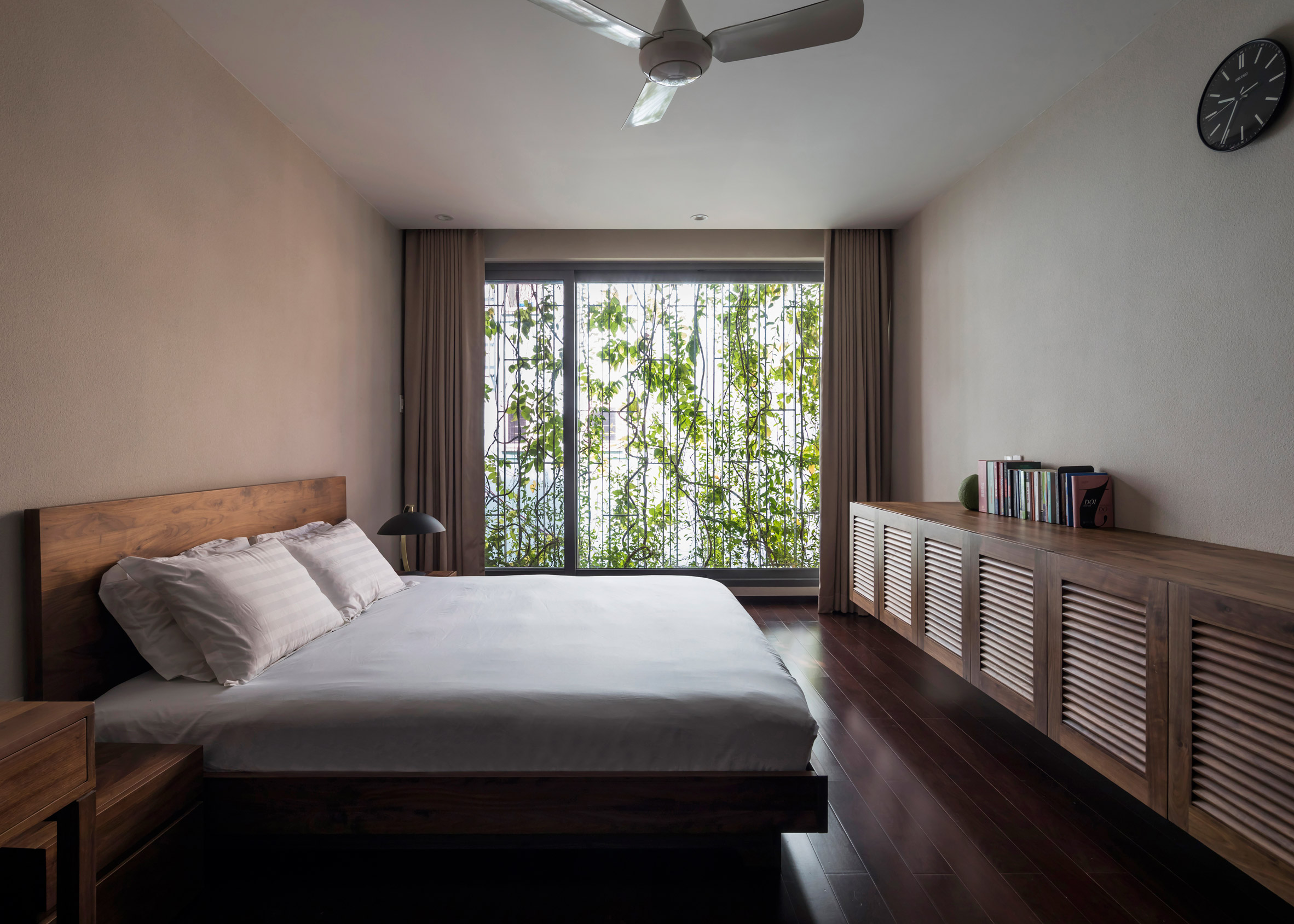 Breathing House by Vo Trong Nghia Architects