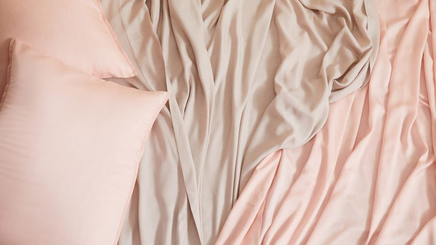 Buffy naturally dyed sheets
