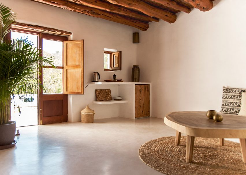 Ibiza farmhouse hotels: Can Marti
