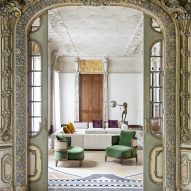 Vilablanch and TDB Arquitectura have restored and revamped Barcelona's Casa Burés