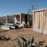 Zeller & Moye designs modular social housing concept Casa Hilo for rural Mexico