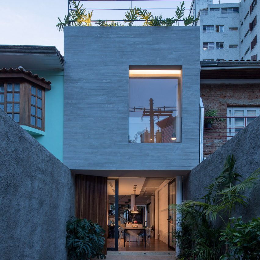 Piraja House by Estudio BRA Arquitetura