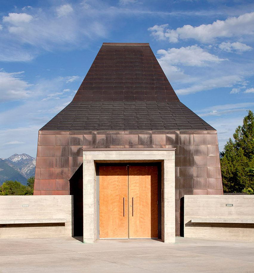 Chapel of Mines by Sparano + Mooney