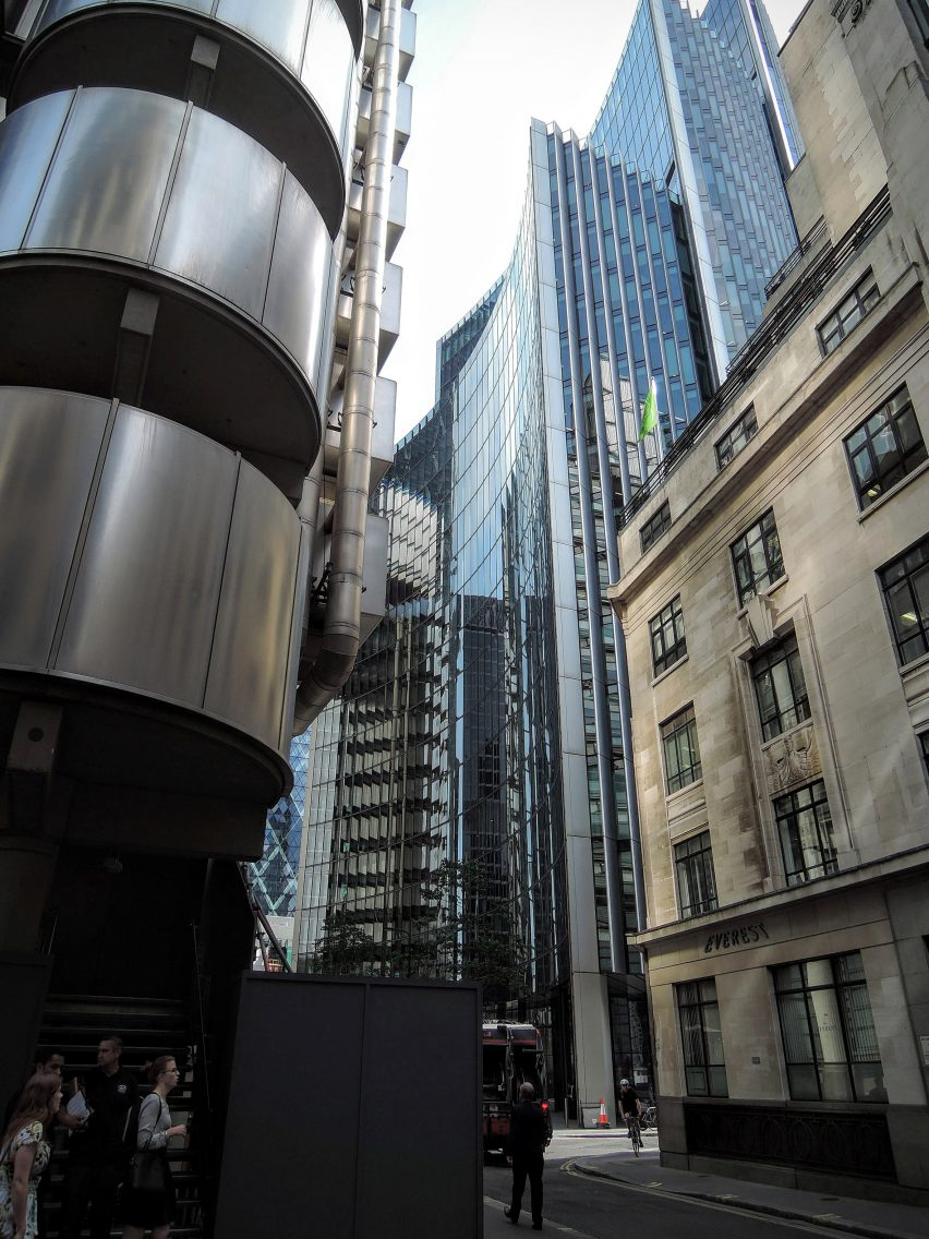 City of London introduces wind tunnel guidance for skyscrapers