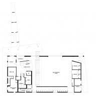 Common Ground High School by Gray Organschi Ground Floor Plan