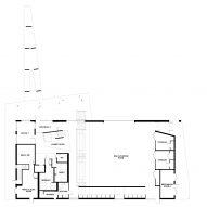 Common Ground High School by Gray Organschi Ground Floor Plan
