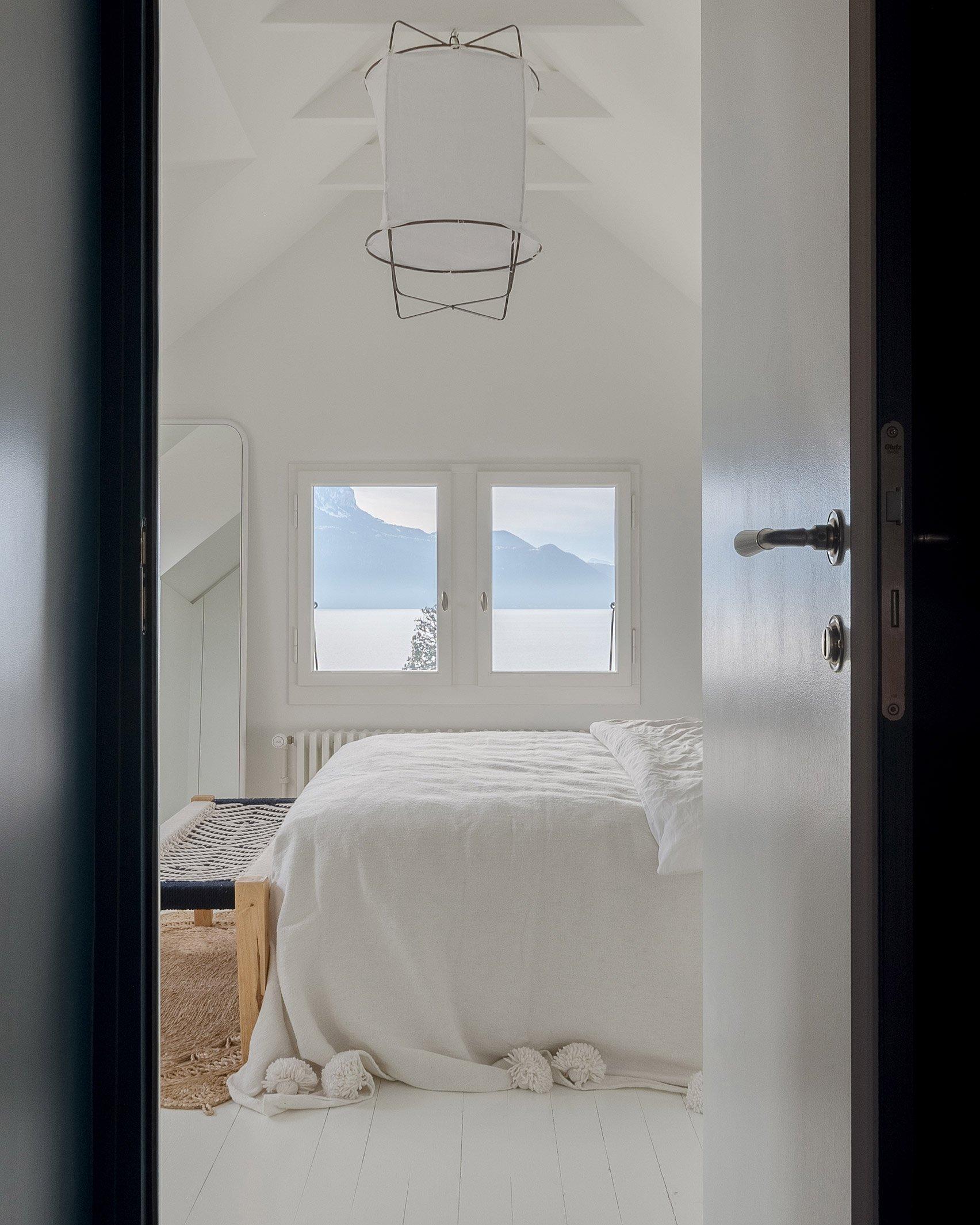 Corseaux villa by Bureau Brisson Architectes
