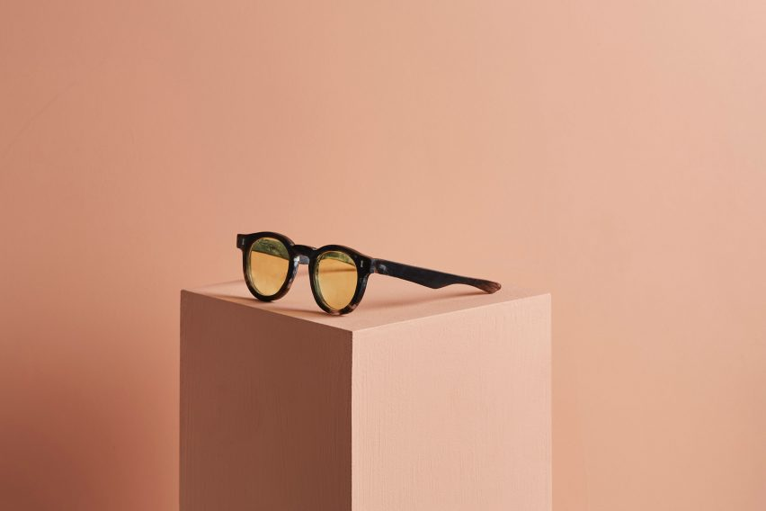 Cubitts makes Redux glasses from waste materials