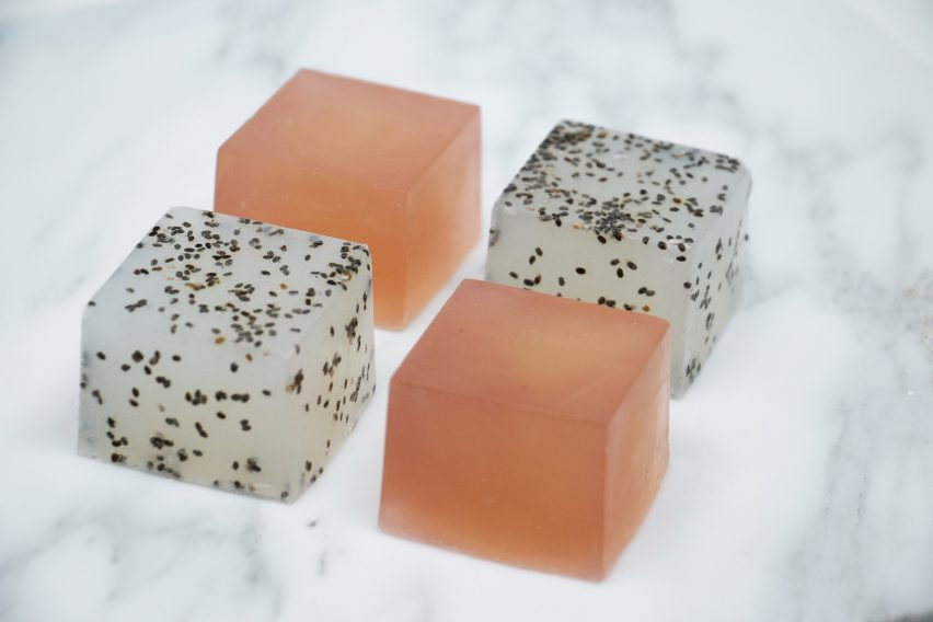 Danielle Coffey's Sápu device turns household fats into soap