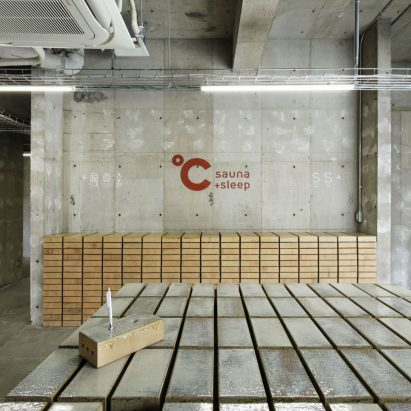 ℃ (Do-C) Gotanda by Jo Nagasaka/Schemata Architects