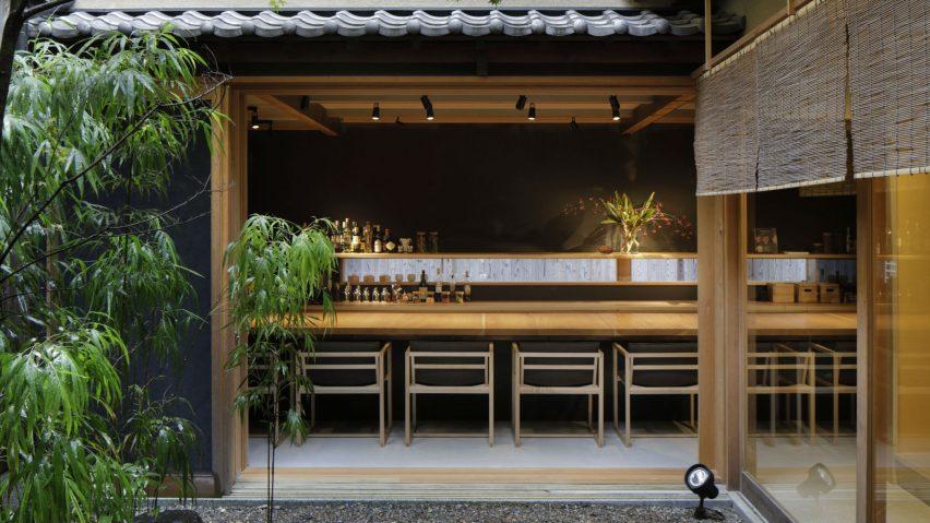 Dandelion Chocolate Kyoto, Kyoto, Japan, by Fumihiko Sano Studio