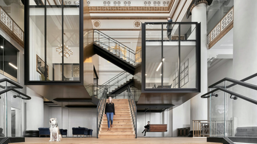 Expensify Portland Office, Portland, USA, by ZGF Architects