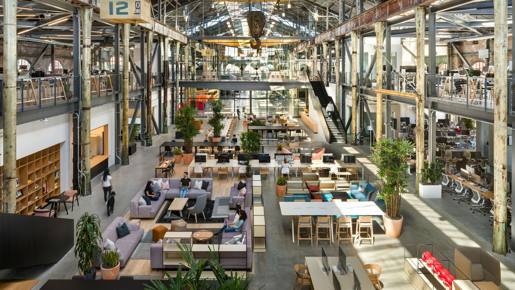 Gusto, San Francisco, USA, by Gensler