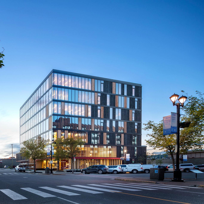 MGA Michael Green Architecture, Dezeen Awards 2019 studio shortlist