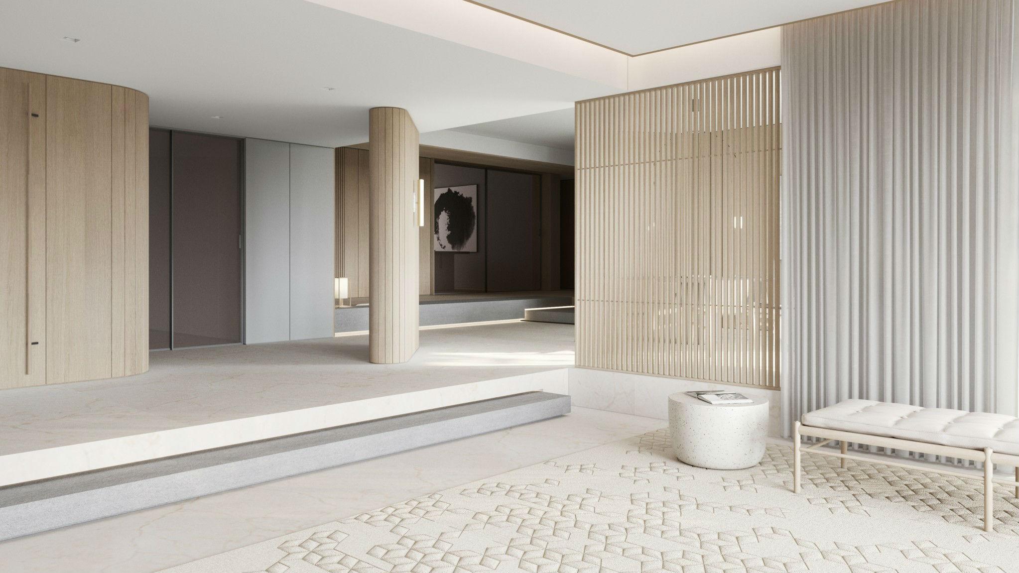 Nassim Mansion by 0932 Design Consultants