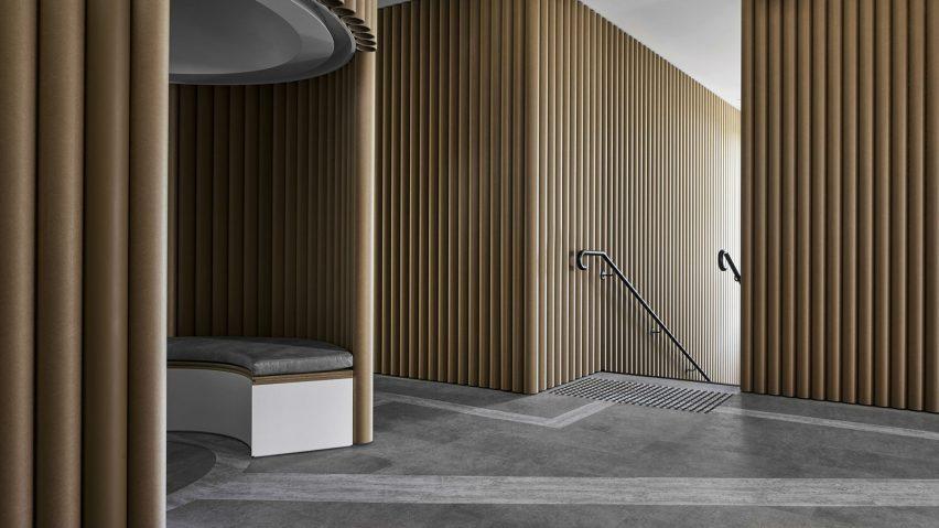 Piazza Dell'Ufficio by Branch Studio Architects
