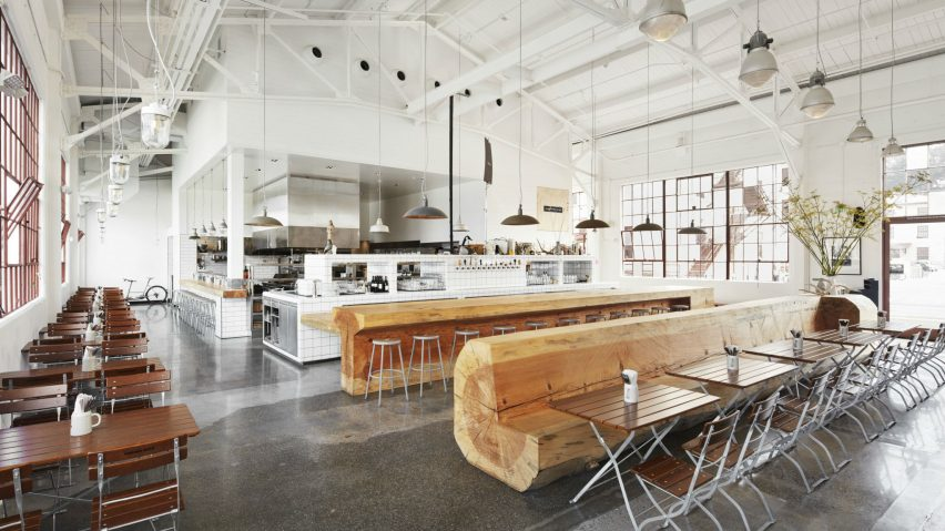 Radhaus, San Francisco, US, by envelope A+D