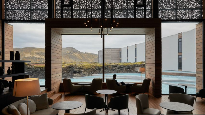 The Retreat at Blue Lagoon Iceland, Grindavík, Iceland, by Basalt Architects and Design Group Italia