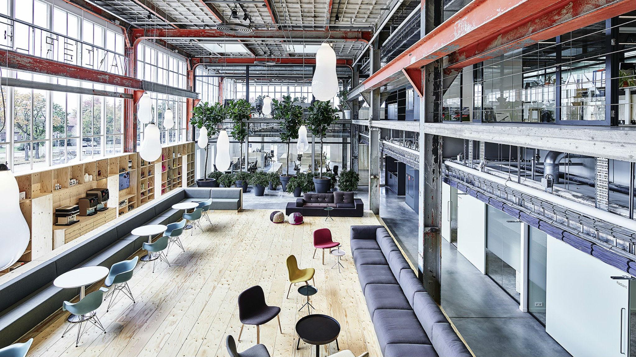 VanBerlo HQ, Eindhoven, Netherlands, by Atelier van Berlo
