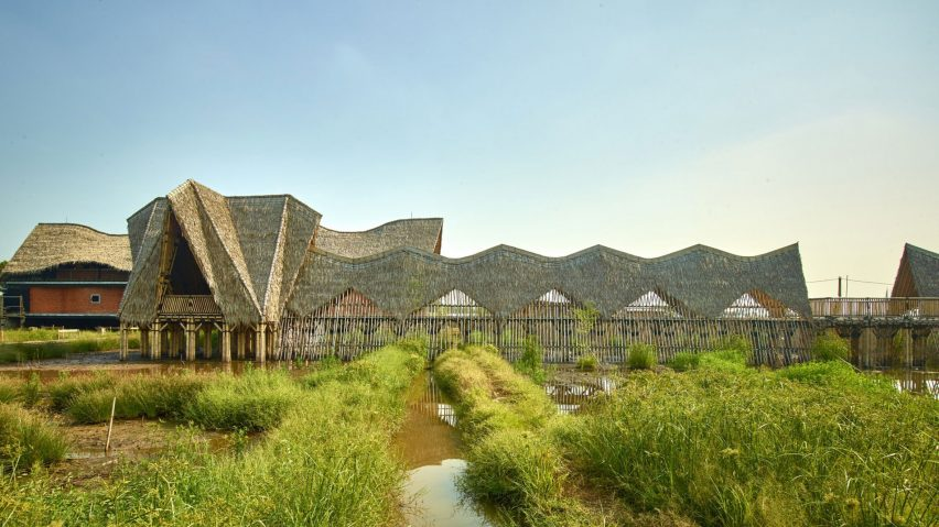 Alfa Omega School, Tangerang, Indonesia, by RAW Architecture