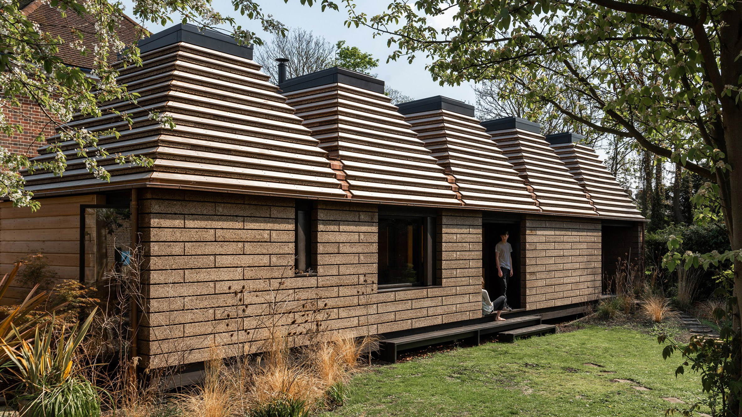 Cork House, Windsor, UK, byMatthew Barnett Howland with Dido MilneandOliver Wilton