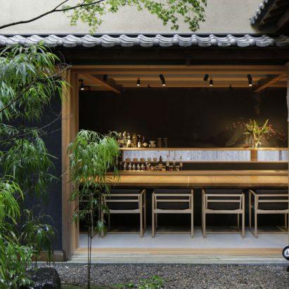 Dandelion Chocolate Kyoto by Fumihiko Sano Studio