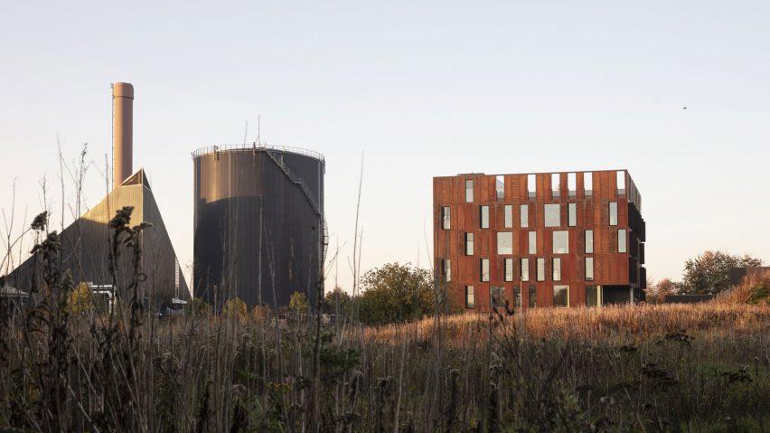 Forsyning Helsingør Operations Center, Helsingør, Denmark, byChristensen & Co