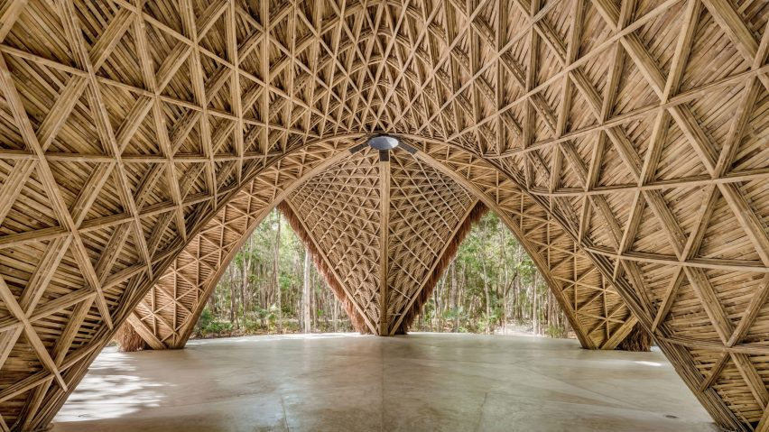 Luum Temple, Tulum, Mexico, by Co-Lab Design Office