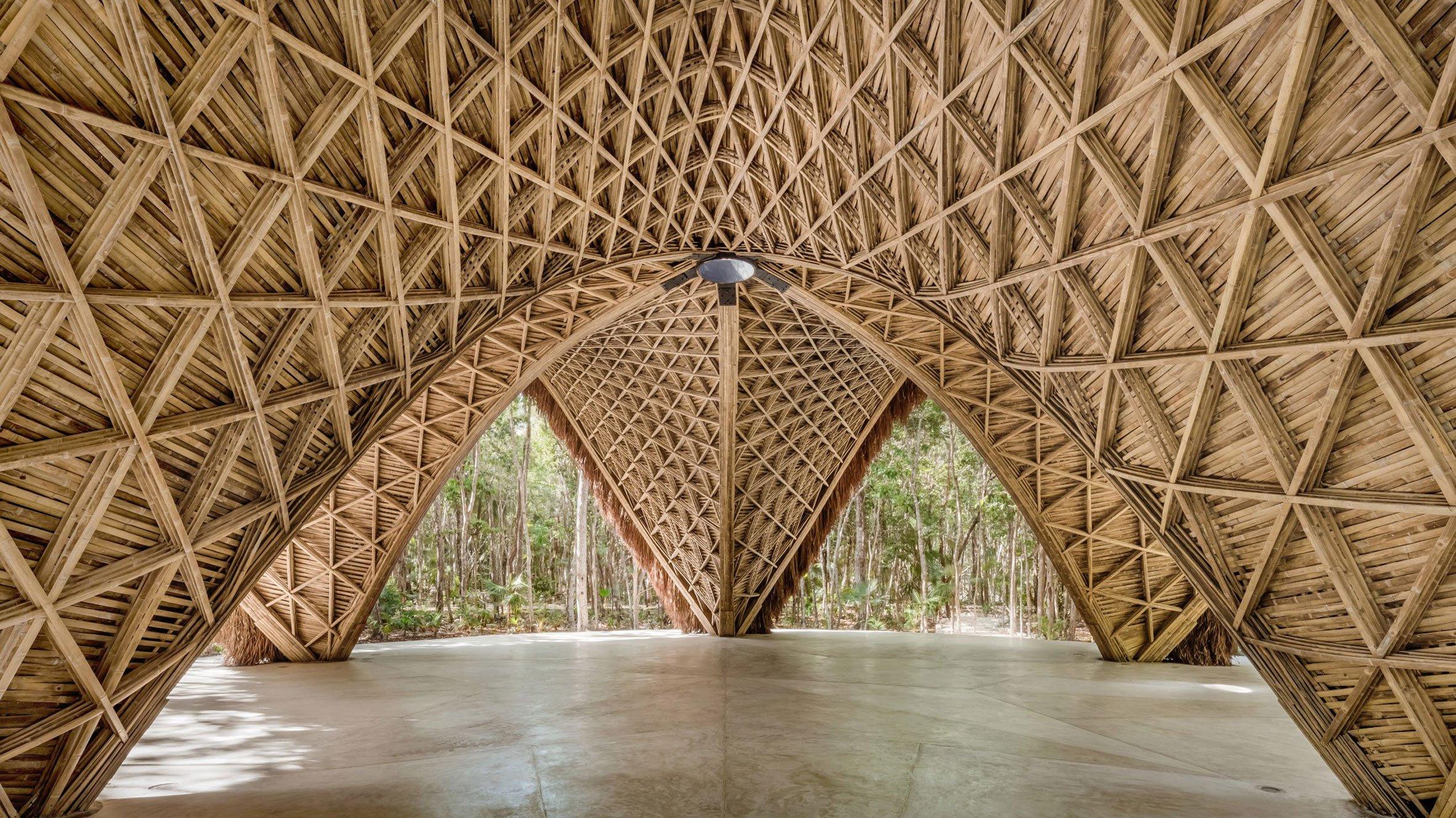 Luum Temple, Tulum, Mexico, byCo-Lab Design Office