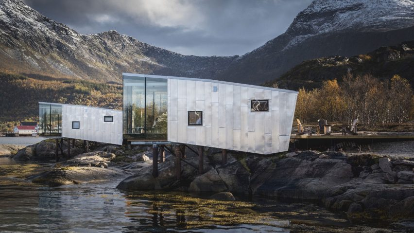Manshausen 2.0, Manshausen, Norway, by Stinessen Arkitektur