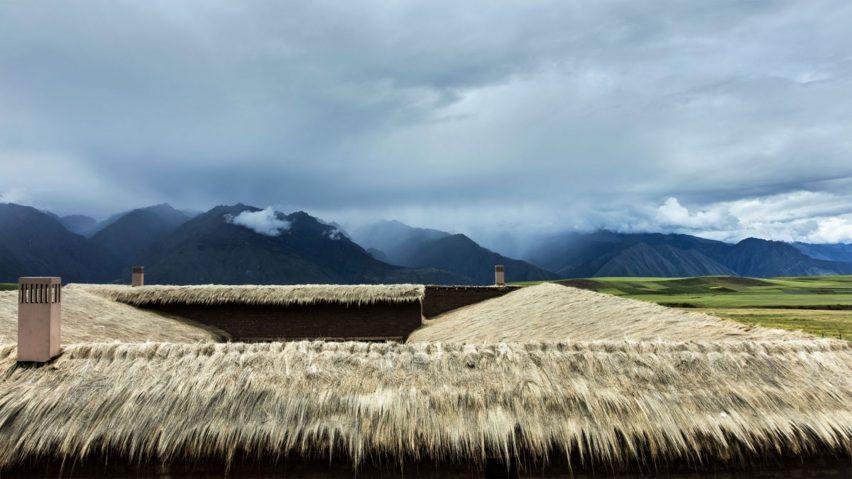 Mil Centro, Maras, Peru, by Estudio Rafael Freyre