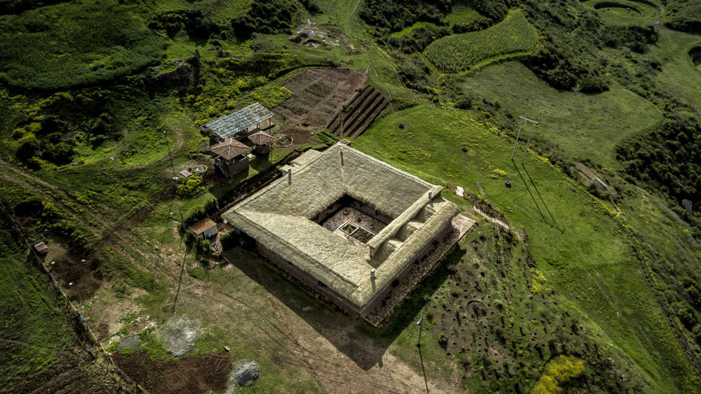 Mil Centro, Maras, Peru, byEstudio Rafael Freyre