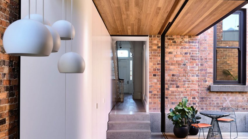 North Melbourne Terrace by Matt Gibson Architecture + Design