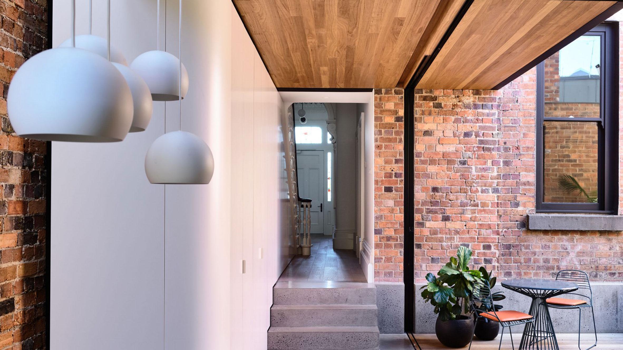 North Melbourne Terrace by Matt Gibson Architecture + Design